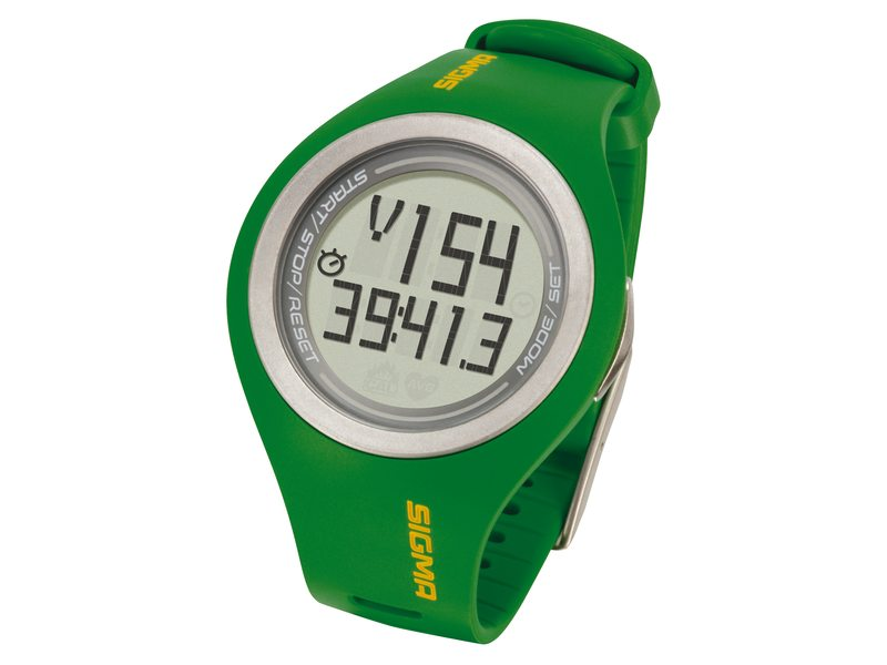 HARTSLAGMETER SIGMA PC 22.13 MAN GREEN