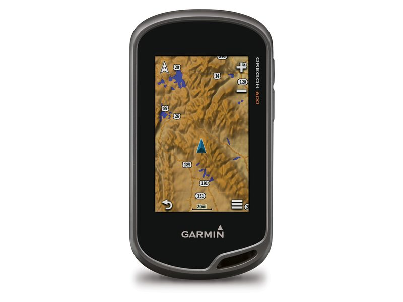 NAV GARMIN OREGON 600