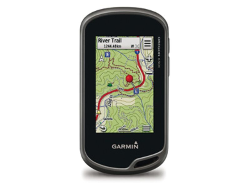 NAV GARMIN OREGON 650T