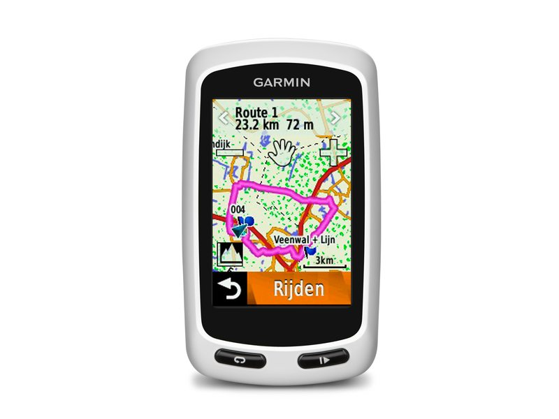 NAV GARMIN EDGE TOURING