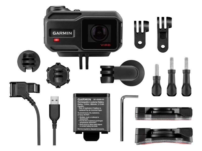 CAMERA GARMIN VIRB X ELITE ACTIONCAM GPS