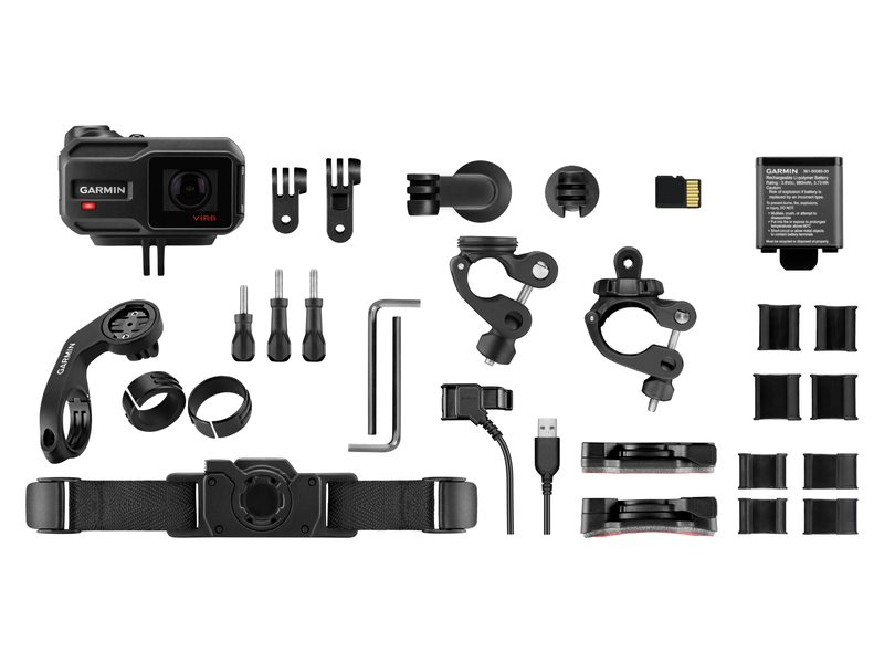 CAMERA GARMIN VIRB X ELITE FIETSBUNDEL ACTIONCAM GPS