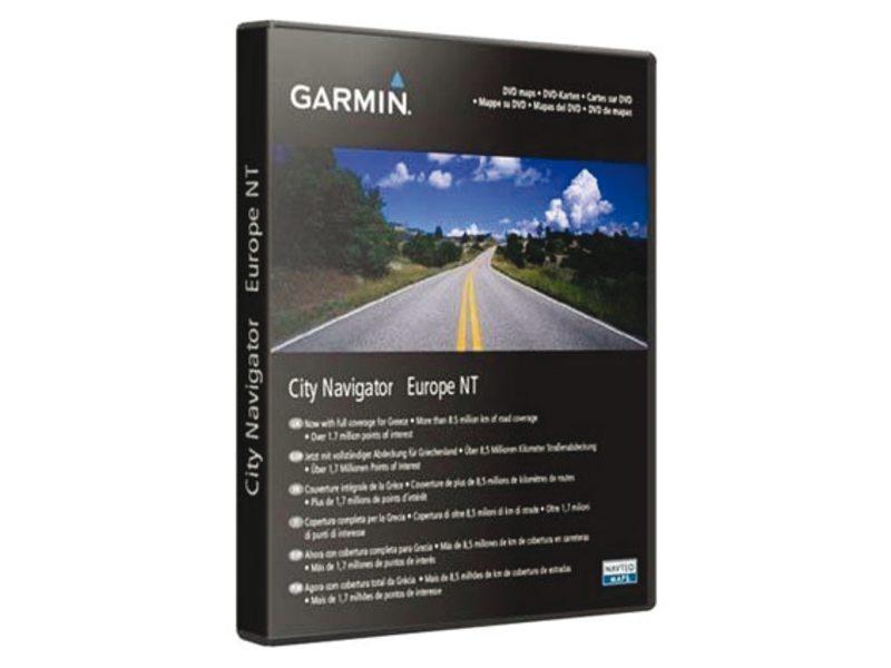 NAVDL GARMIN CITYNAVIGATOR EUROPE NT DVD