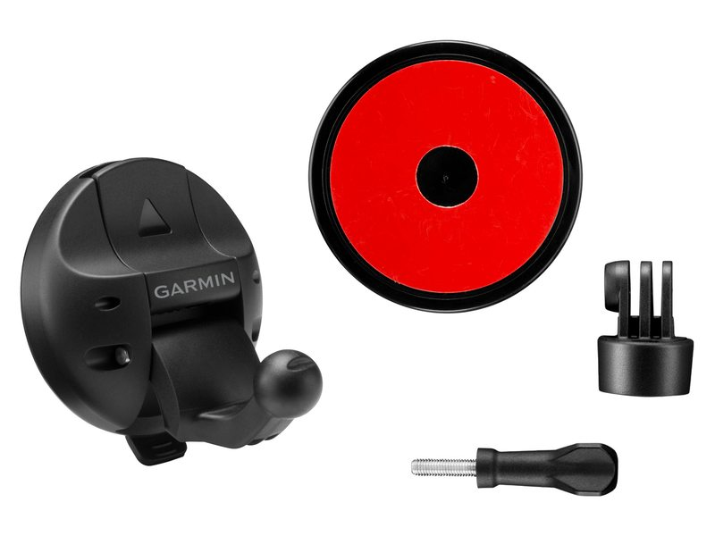 CAMERADL GARMIN VIRB X/XE STEUN ZUIGNAP (AUTO-DASHBOARD)