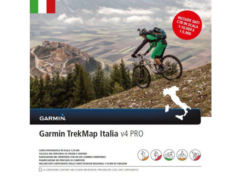 NAVDL GARMIN TREKMAP ITALIĂ‹ V4 MICRO SD