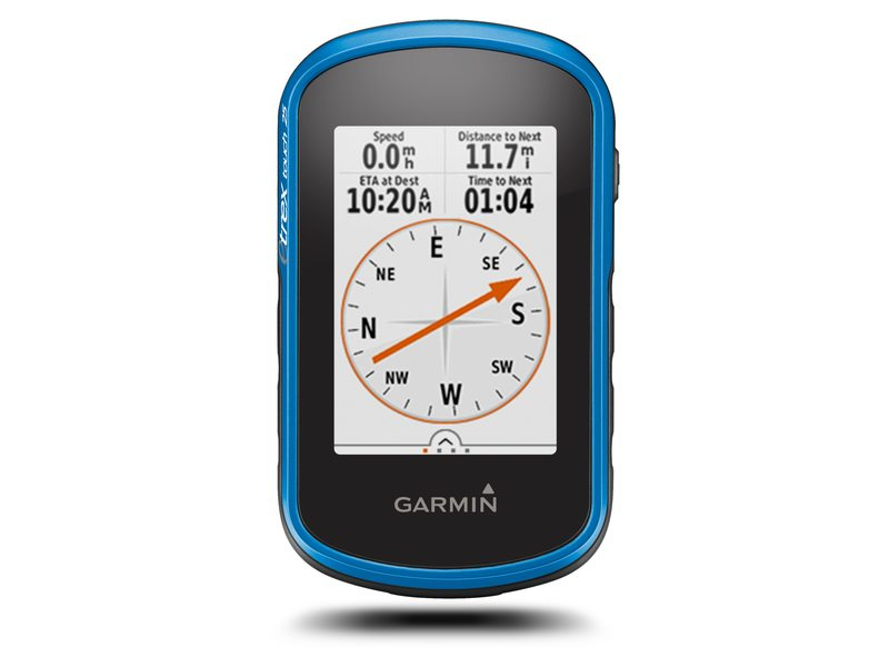 NAV GARMIN ETREX TOUCH 25 WEST-EUROPA