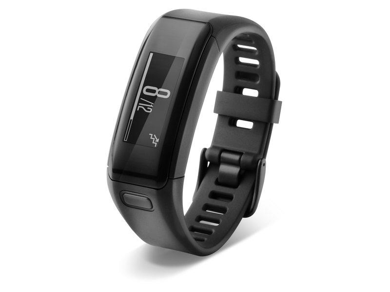 SPORTCOMPUTER GARMIN VIVOSMART HR ZWART REGULAR