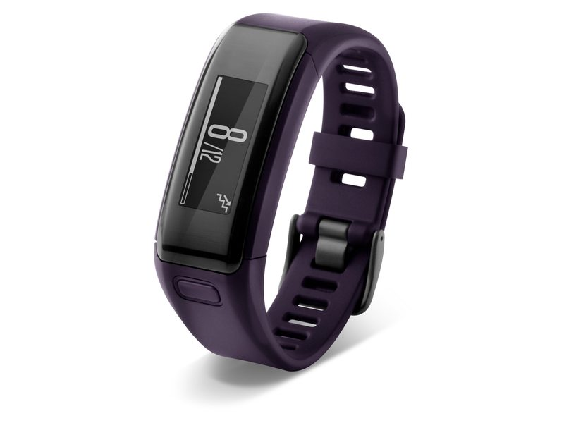 SPORTCOMPUTER GARMIN VIVOSMART HR PAARS REGULAR