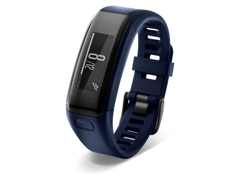 SPORTCOMPUTER GARMIN VIVOSMART HR BLAUW REGULAR