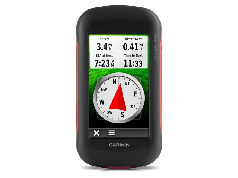 NAVIGATIE GARMIN MONTANA 680 GPS