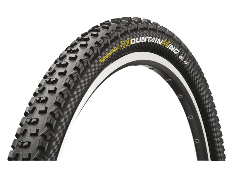 BUB 26X2.40 60-559 CONTI MOUNTAIN KING II 2.4 ZWART