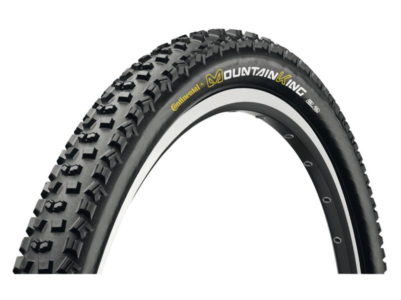 BUB 26X2.20 55-559 CONTI MOUNTAIN KING II 2.2 ZWART