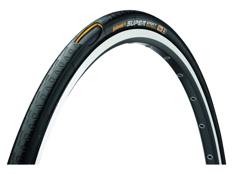 BUB 28 700X28C 28-622 CONTI SUPERSPORT PLUS ZWART