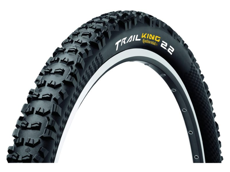 BUB 27.5X2.20 55-584  650B CONTI TRAIL KING 2.2  ZWART