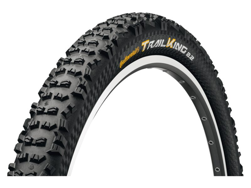 BUB 26X2.20 55-559 VOUW CONTI TRAIL KING 2.2 RS + BCC ZWART