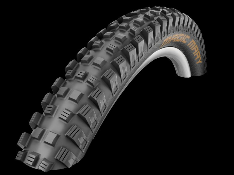 BUB 26X2.35 60-584 650B SCHWALBE MAGIC MARY BP ZWART