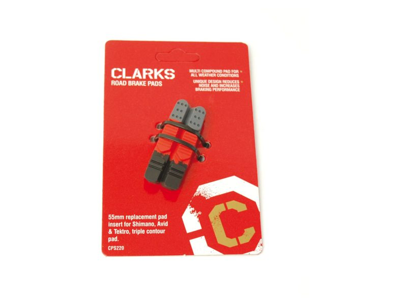 REMBLOK CLARKS CARTRIDGE RACE 55MM FOR SRAM, SHIM & TEKTRO