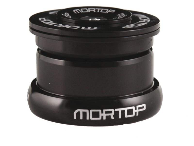 BALHOOFD MORTOP TAPERED SEMI GEINT 1 1/8 - 1,5 49,7MM H 4,2MM ZWART