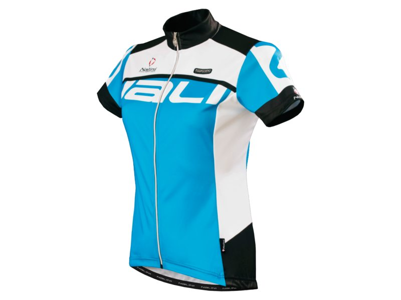 Shirt km functional lady blauw