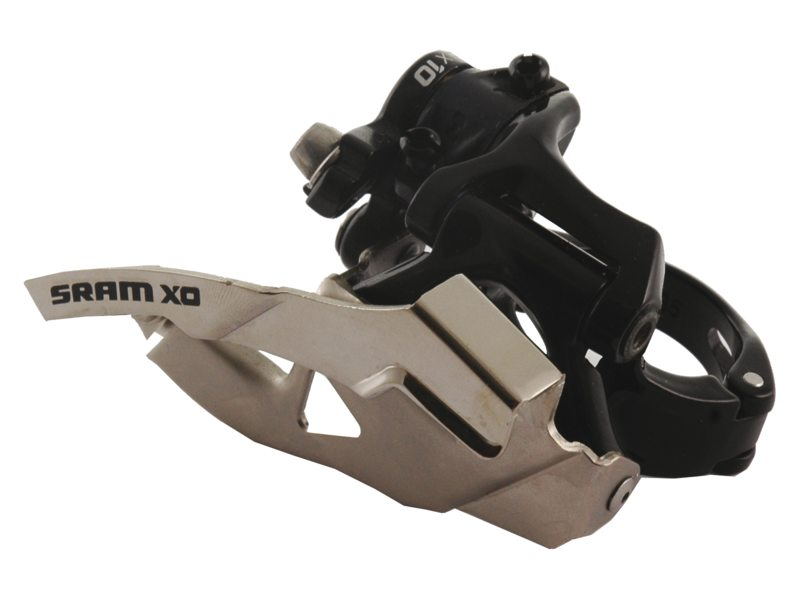 DER V SRAM X0 LOW CLAMP 34,9 DOWN PULL TBV 38/36TDS 10SP 2X10