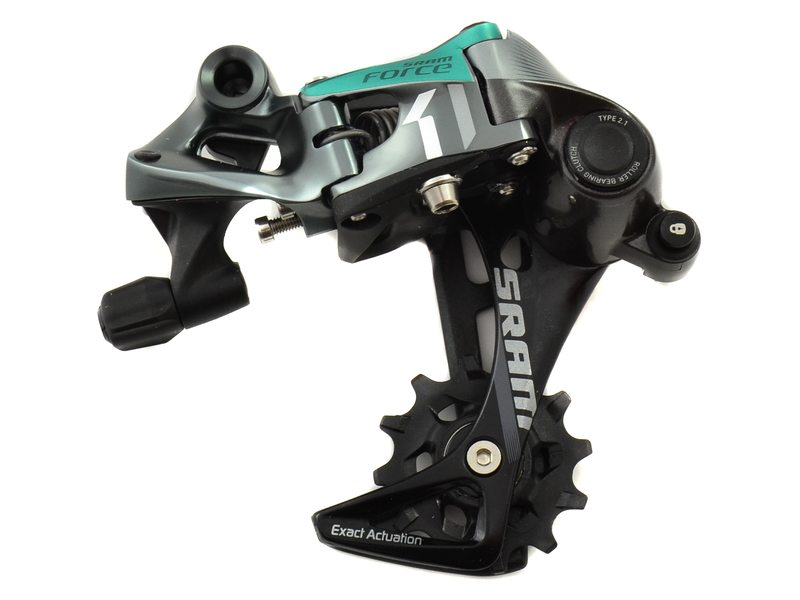 DER A SRAM FORCE CX1 TYPE 2.1 MEDIUM KOOI GRIJS