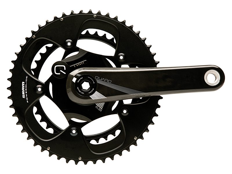 CRANK R+L QUARQ ELSA 50-34TDS GXP 165MM  10 SPEED EXCL CUPS