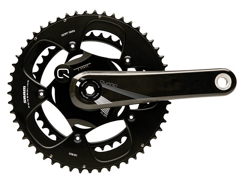 CRANK R+L QUARQ ELSA 53-39TDS BB30 177,5MM  10 SPEED EXCL LAGERS