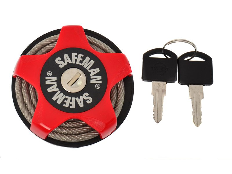 SLOT KABEL CORDO SAFEMAN ROOD