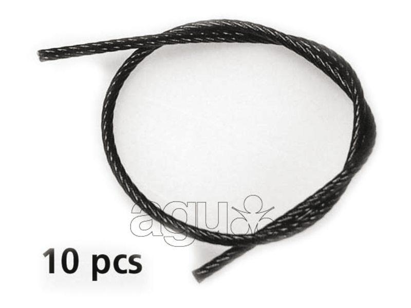 Klickfix zekerheidsdraad kabel 380mm voor cc-100 (