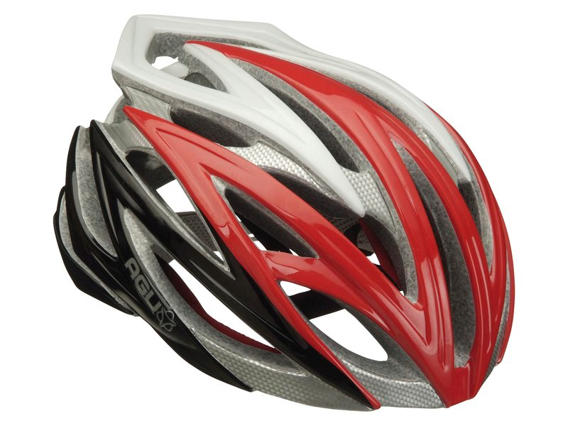 Helm tx 7.8 rood