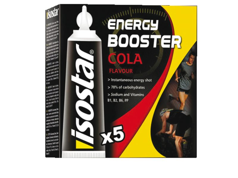 KNIJPFLACON ISOSTAR ENERGY BOOSTER COLA 20 GRAM (5)