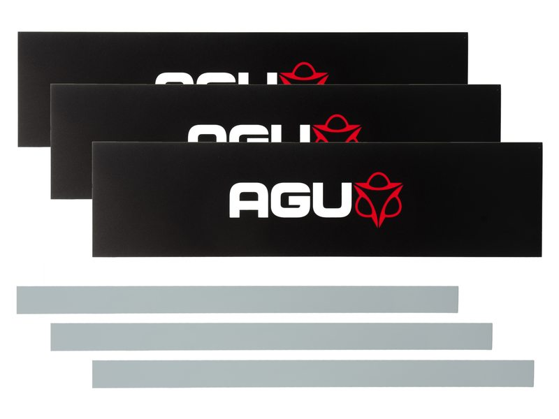 AGU DISPLAY INLAY LOGO