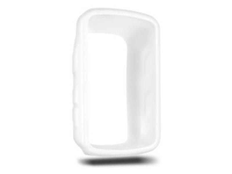 Garmin siliconenhoes edge 520 wit