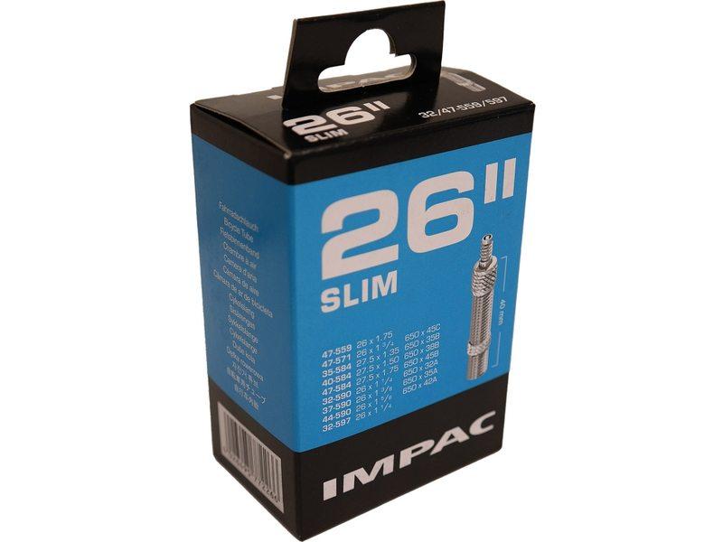 Impac binnenband 16x1.75/2.25 47/57-305 blitz dv16