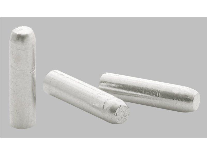 Cordo eindhuls kabel anti rafel dop 1.6mm aluminiu
