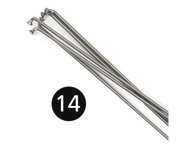 Sapim spaak zink 14x258 zilver werkplaats (144)