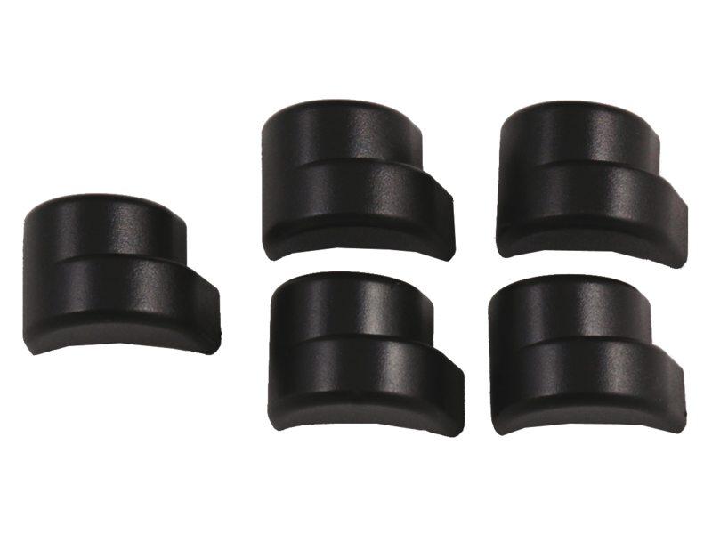 Axa slot knop defender wp(5) zwart