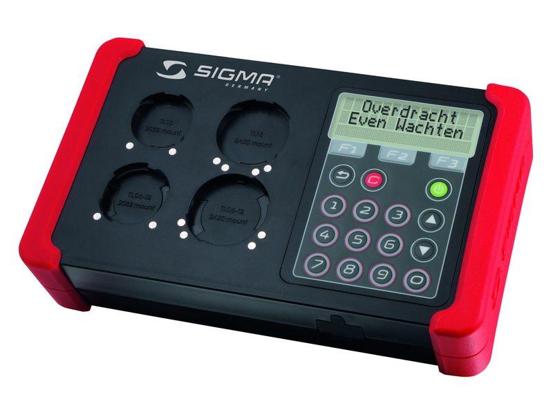 Sigma promo fast setting box / diagnostic center 2