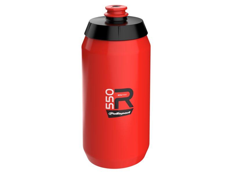Polisport bidon r550 ultra lightweight red