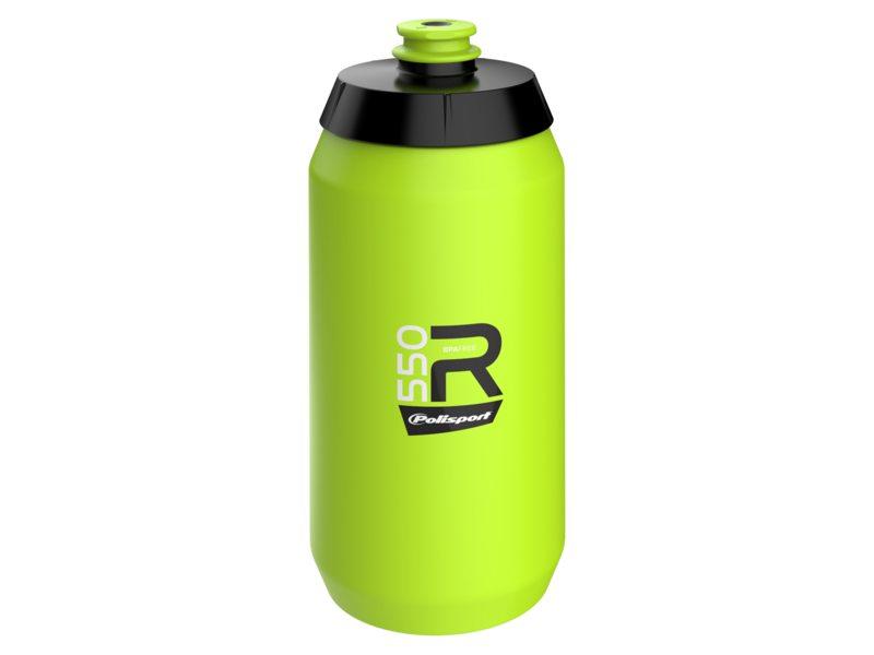 Polisport bidon r550 ultra lightweight lime green