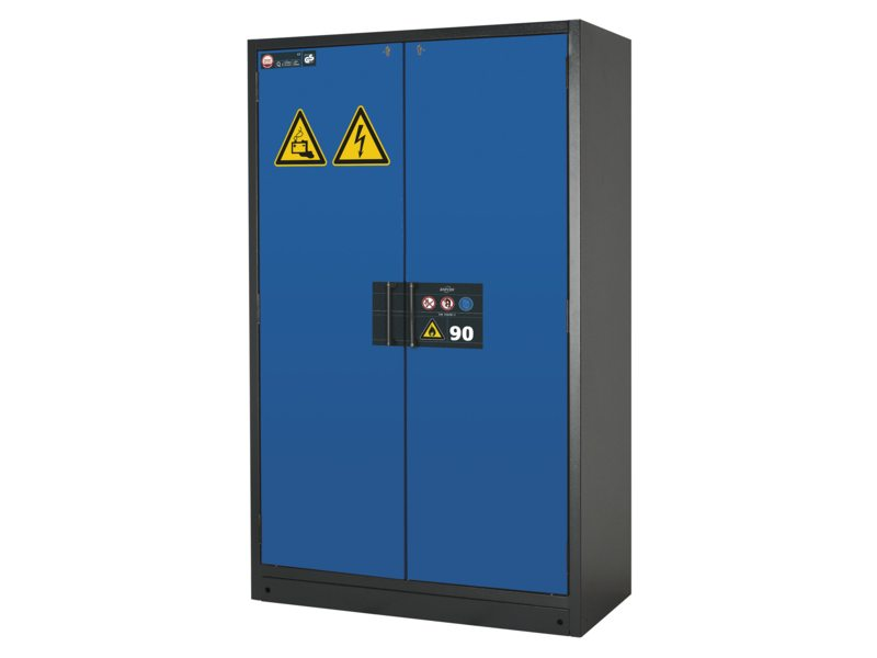 Asecos ion90.195.120.q-classic veiligheidsklasse 1