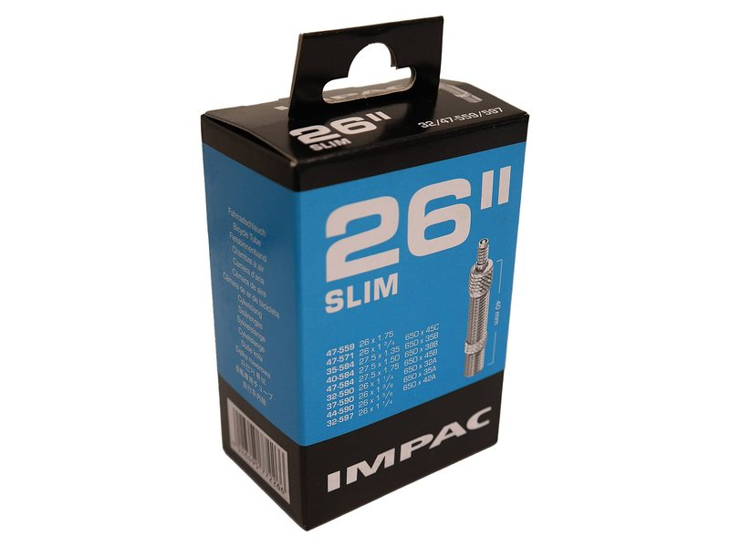 Impac binnenband 26x1.50-2.35 40/60-559 dv 40mm bl
