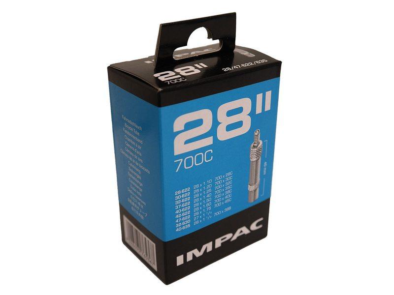 Impac binnenband sv 40mm frans 28 700x20-28c 20/28