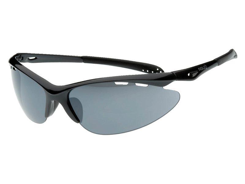 Agu bril takatsu zwart incl smoke/trans/oranje len