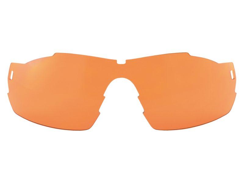 Agu brildl glas foss shield oranje