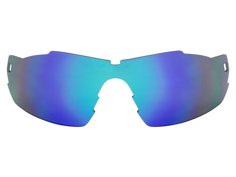 Agu brildl glas foss shield flash blauw
