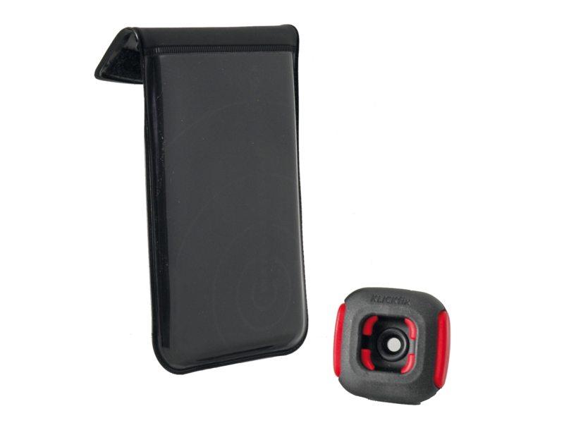 Tasdl telefoon houder s met quad adapter 7x12cm ma