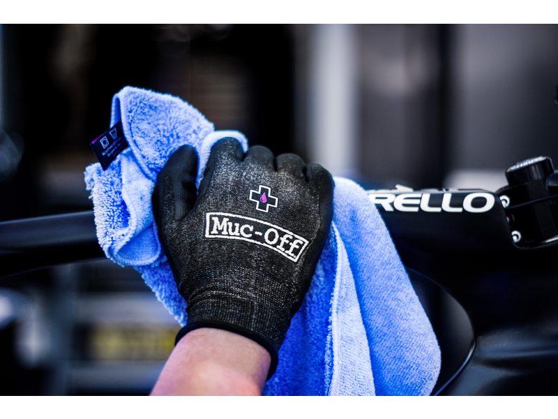 Muc-off werkplaats handschoenen l