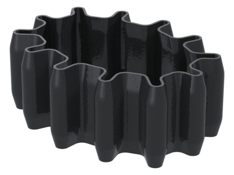 Go4dry adapters zwart