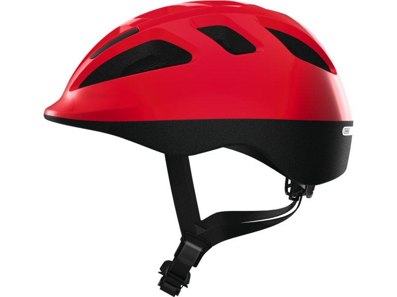 Abus helm smooty 2.0 shiny red m
